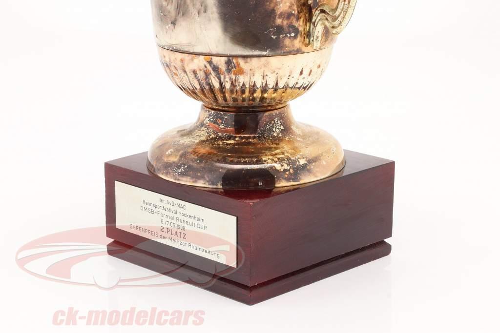 Pokal 2.Platz DMSB Formel Renault Cup Hockenheim 1998