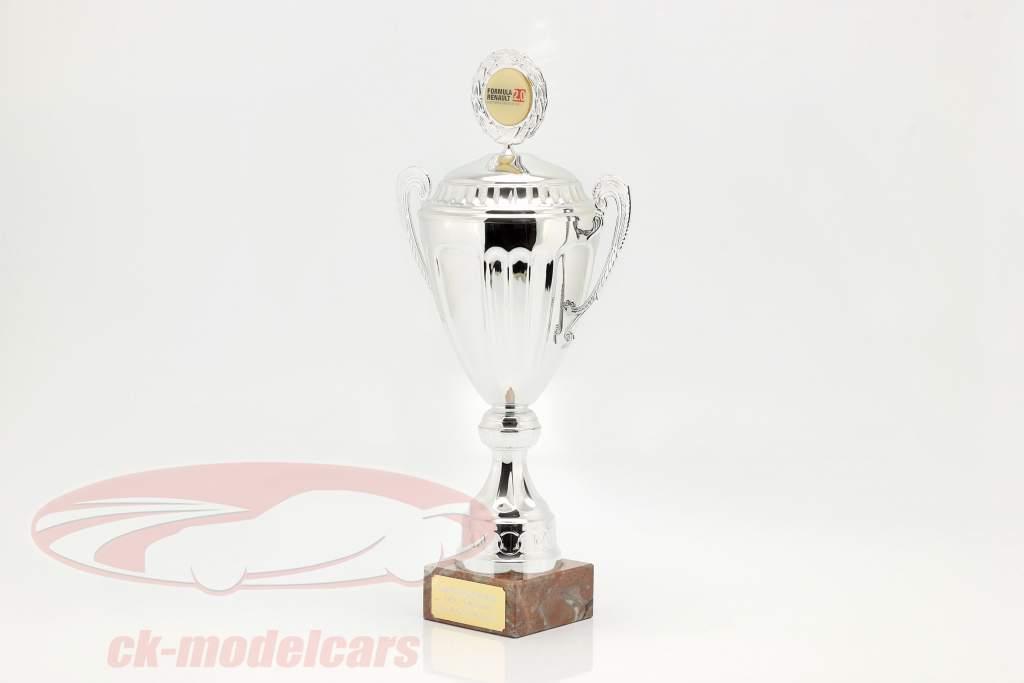 Tazza formula Renault 2.0 Vincitore Northern European Cup Gara 3