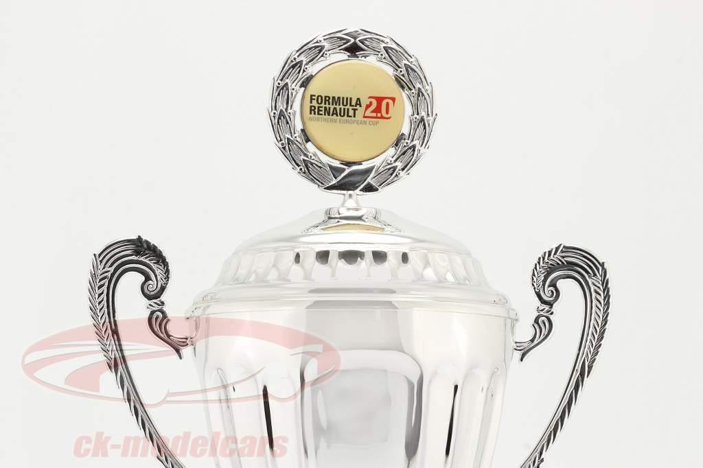 Kop formule Renault 2.0 Winnaar Northern European Cup Ras 3