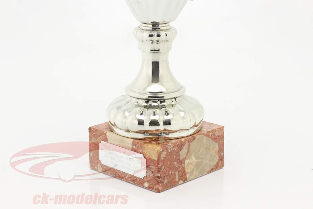 Trofæ 2. plads Race 2 Beru Top 10 Lausitz formel Renault 2.0 sæson 2004