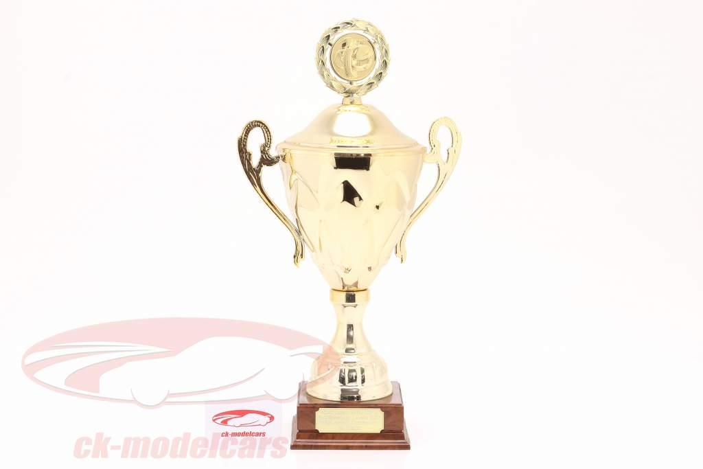 Trofæ 2. plads Race 2 Beru Top 10 Lausitz formel Renault 2.0 2005 K. Andersen