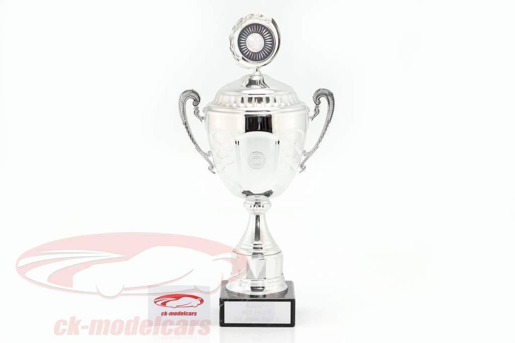 Trophée 3e Race 1 Alastaro NEC formule Renault 2.0 saison 2009