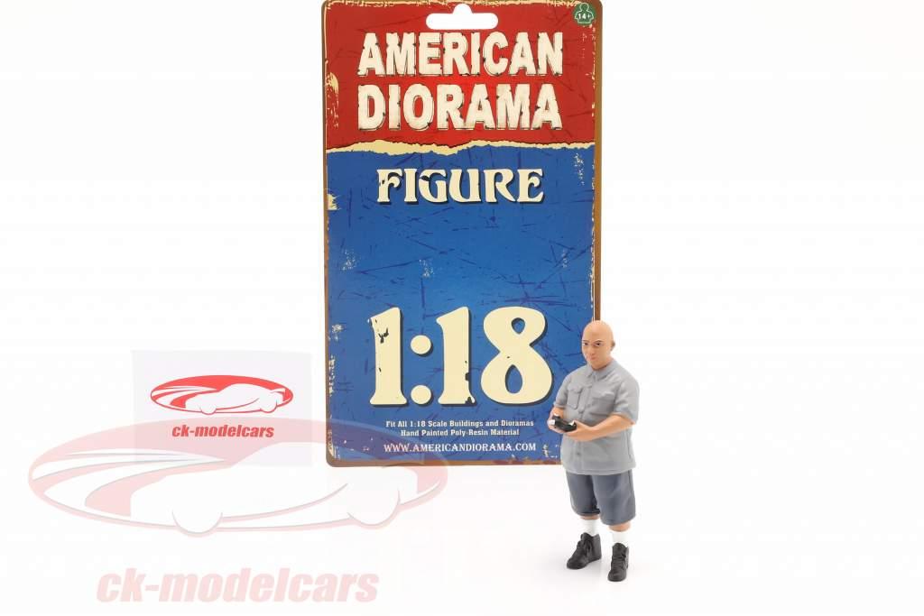 Lowriders chiffre #1 1:18 American Diorama