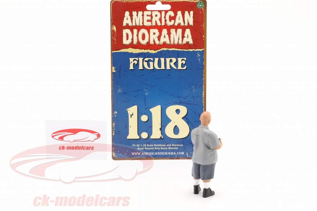 Lowriders Figur #1 1:18 American Diorama