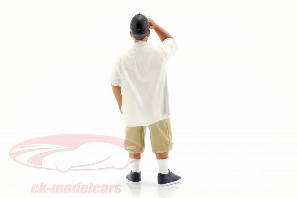 Lowriders figura #2 1:18 American Diorama