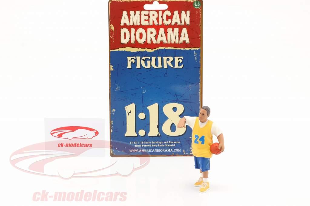 Lowriders figura #3 1:18 American Diorama