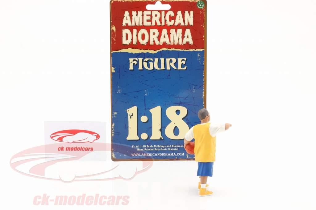 Lowriders figuur #3 1:18 American Diorama
