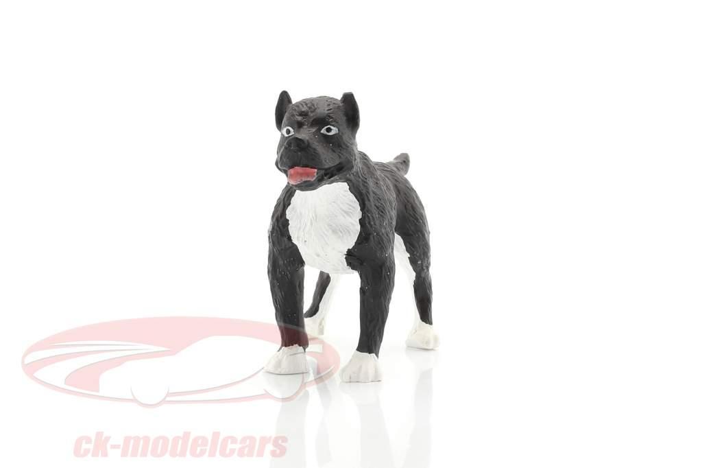 Lowriders figuur #4 Met hond 1:18 American Diorama