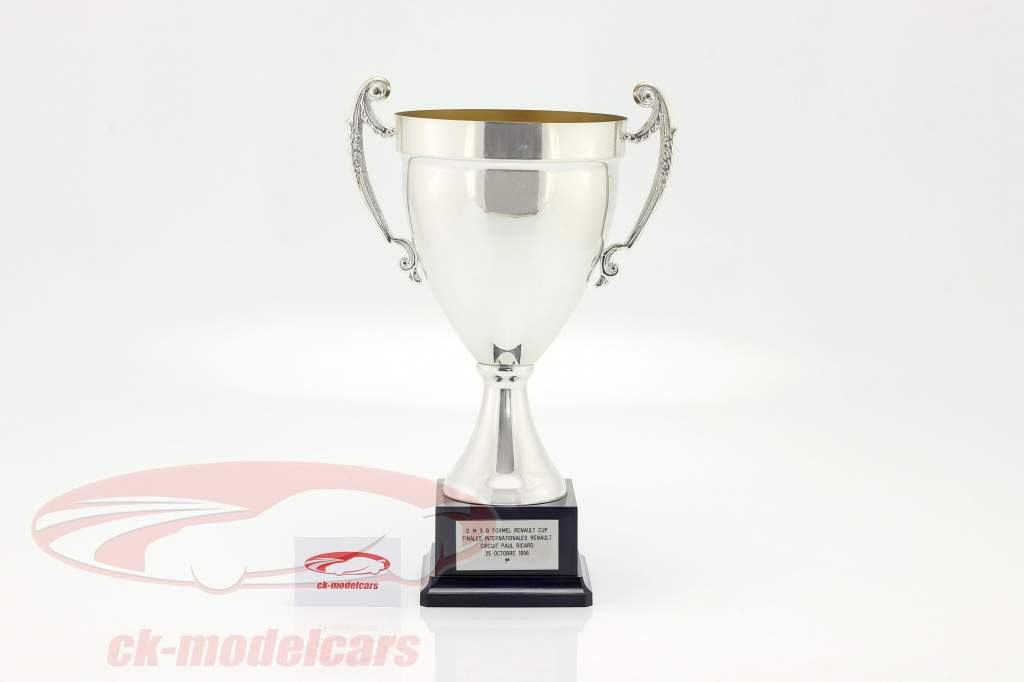 Do vencedor Troféu DMSB Fórmula Renault Cup Paul Ricard 1998