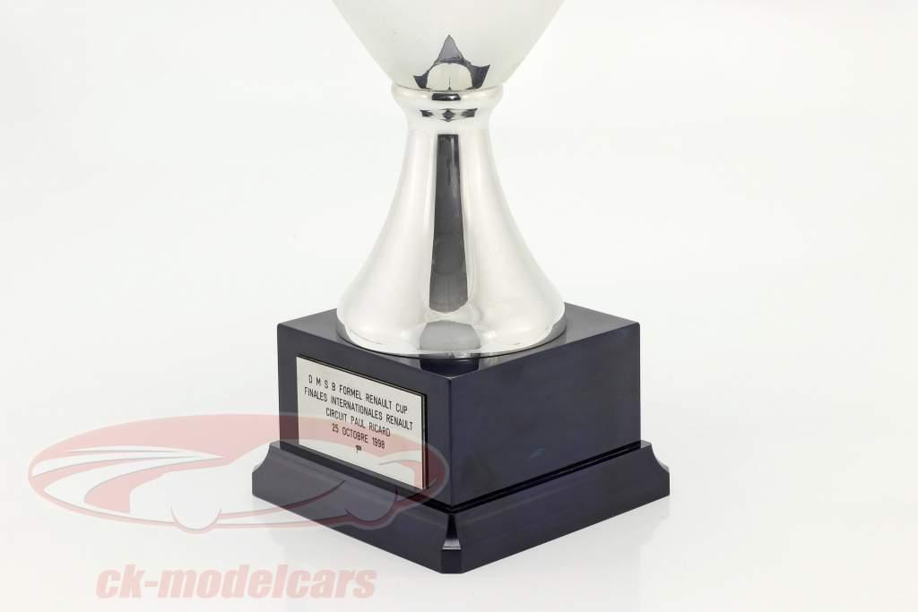 Del ganador Trofeo DMSB fórmula Renault Cup Paul Ricard 1998
