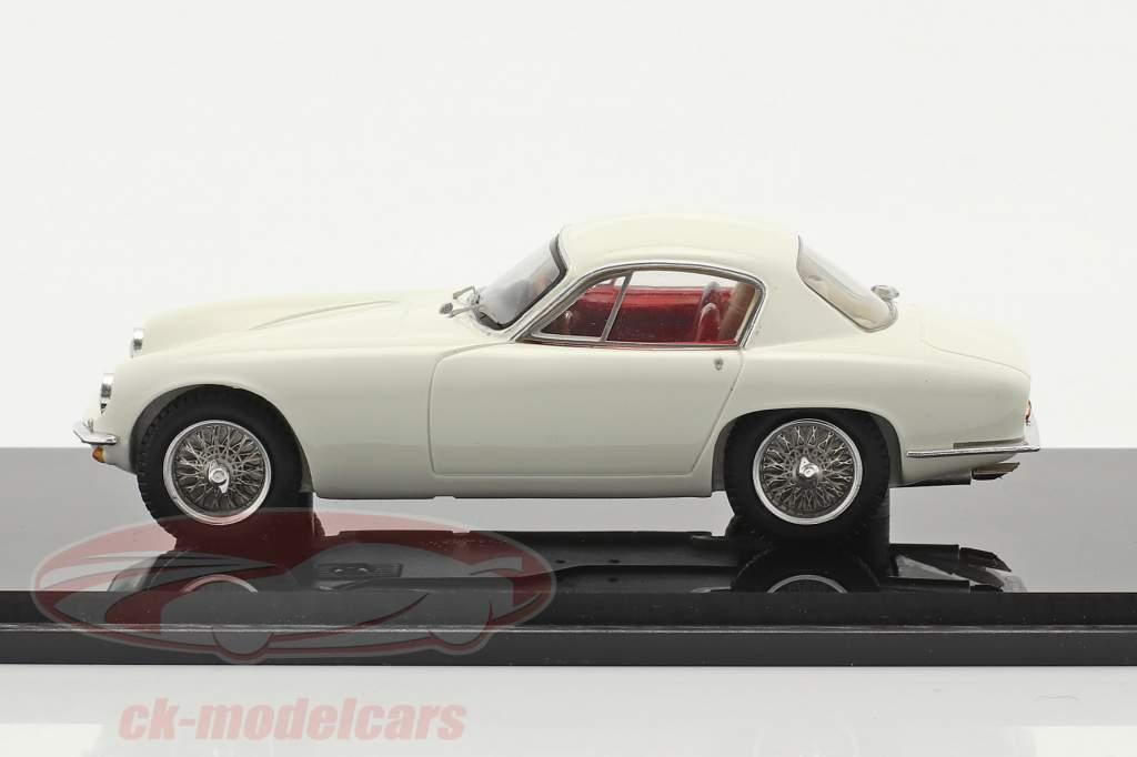 Lotus Elite Baujahr 1958 weiß 1:43 Spark