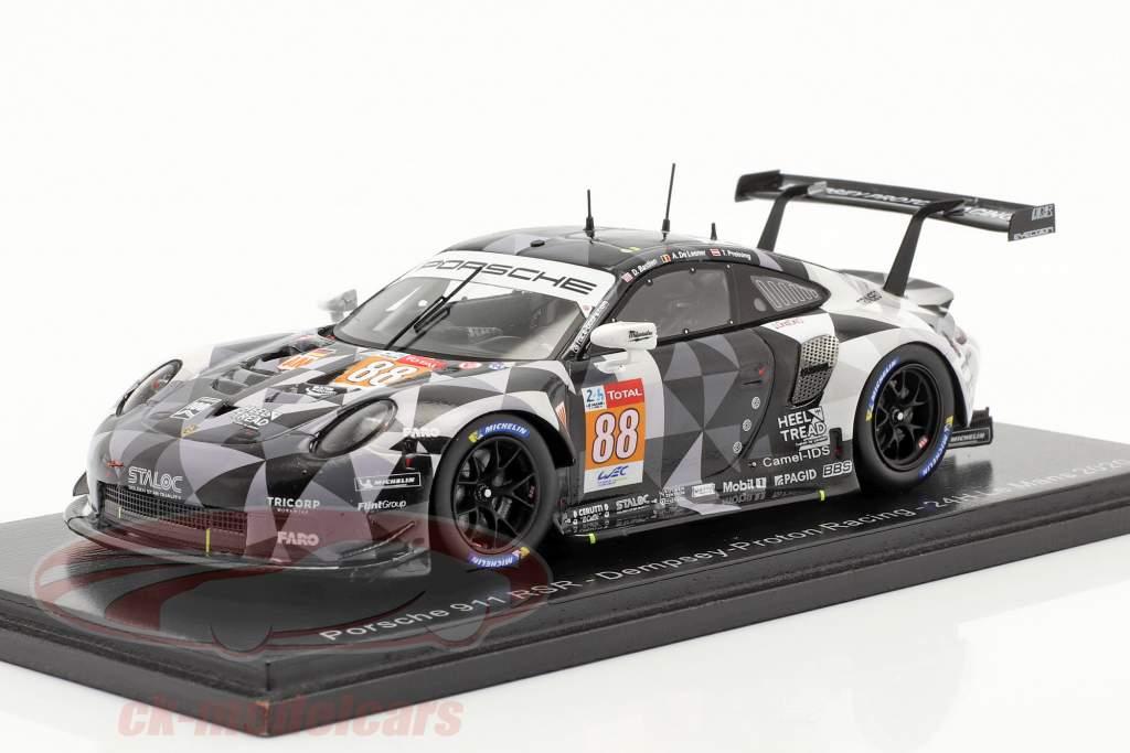 Porsche 911 RSR #88 24h LeMans 2020 Dempsey-Proton Racing 1:43 Spark