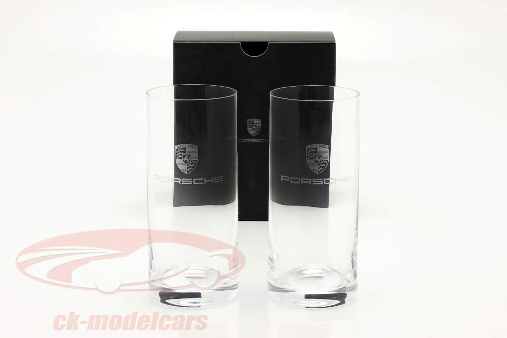 Porsche Longdrink-Gläser 2er Set