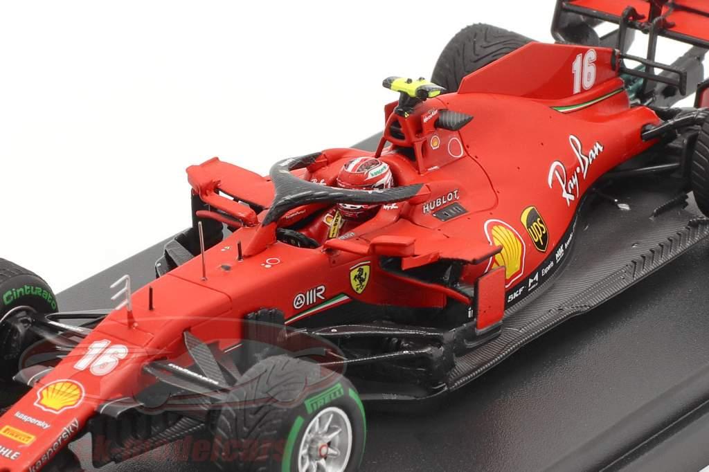 Charles Leclerc Ferrari SF1000 #16 4e turc GP formule 1 2020 1:43 LookSmart