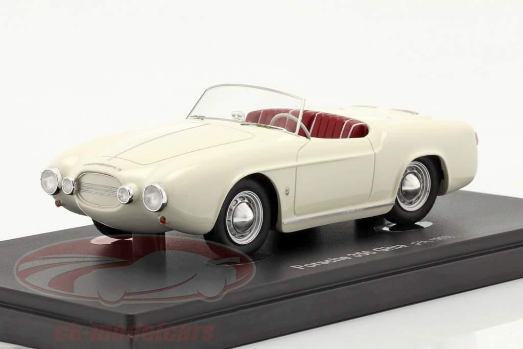 Porsche 956 Ghia voorlopig ontwerp bouwjaar 1953 Wit 1:43 AutoCult