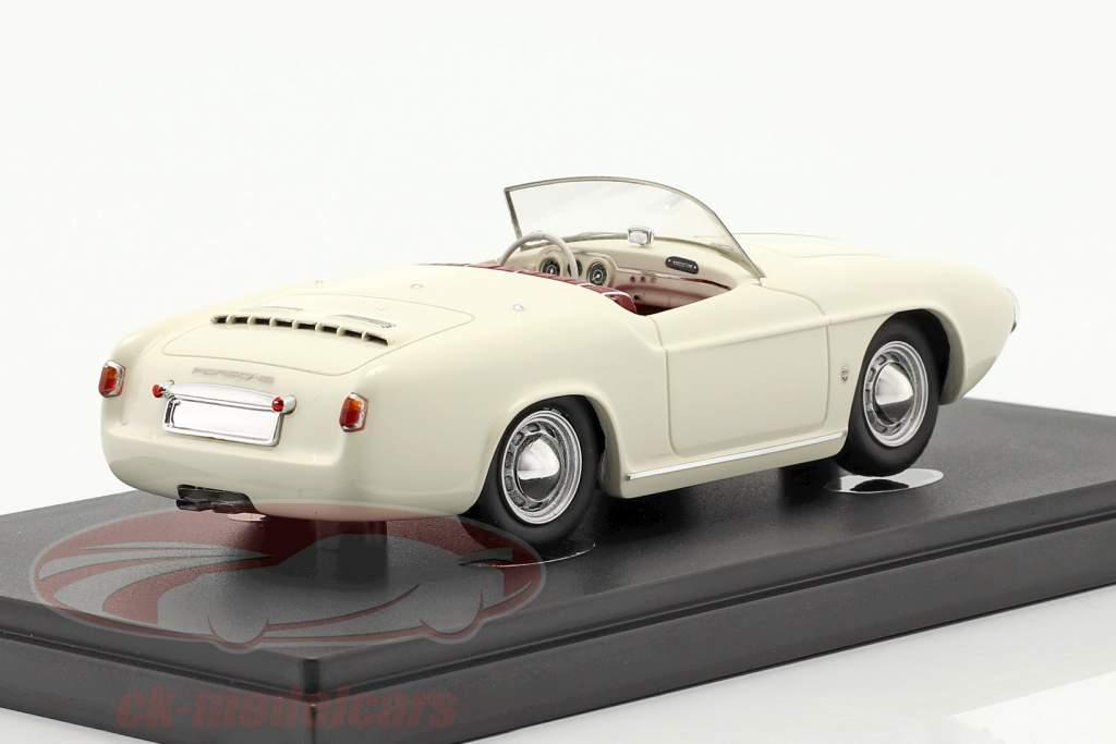 Porsche 956 Ghia Prototyp Baujahr 1953 weiß 1:43 AutoCult