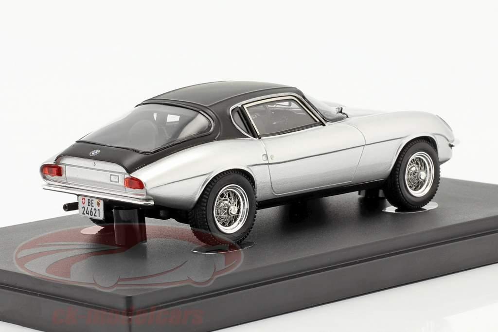 BMW Hurrican Année de construction 1964 argent / noir 1:43 AutoCult