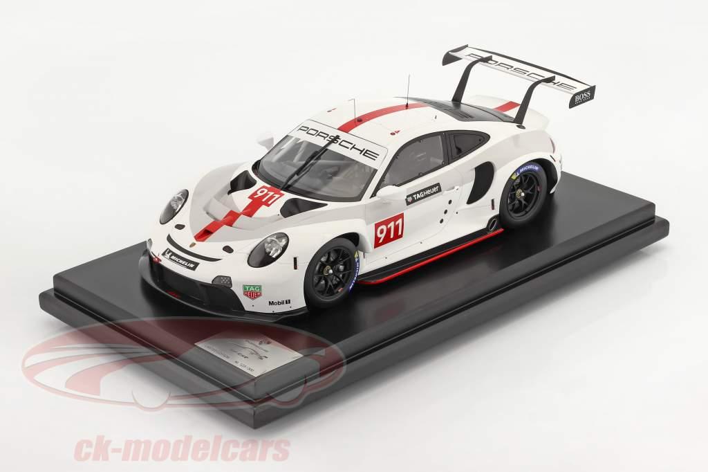 Porsche 911 (992) RSR WEC 2019 Présentation version 1:12 Spark
