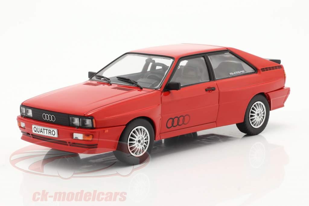 Audi quattro rouge 1:24 WhiteBox