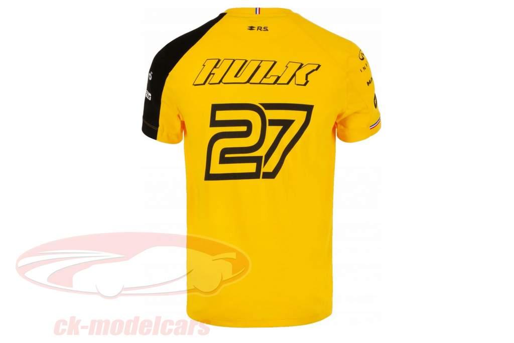 Renault F1 Team T-shirt formule 1 2019 #27 Nico Hülkenberg