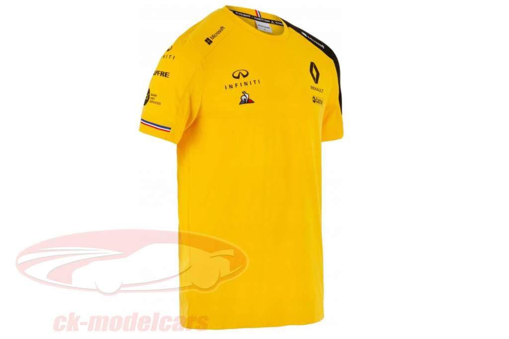 Renault F1 Team Camiseta de manga corta fórmula 1 2019 #27 Nico Hülkenberg
