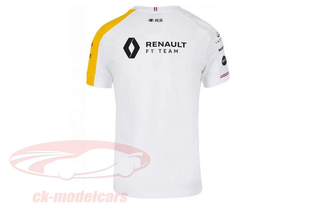 Renault F1 Team t-shirt formule 1