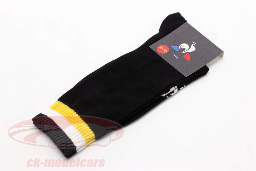 Socks Renault F1 Team black size 39-42
