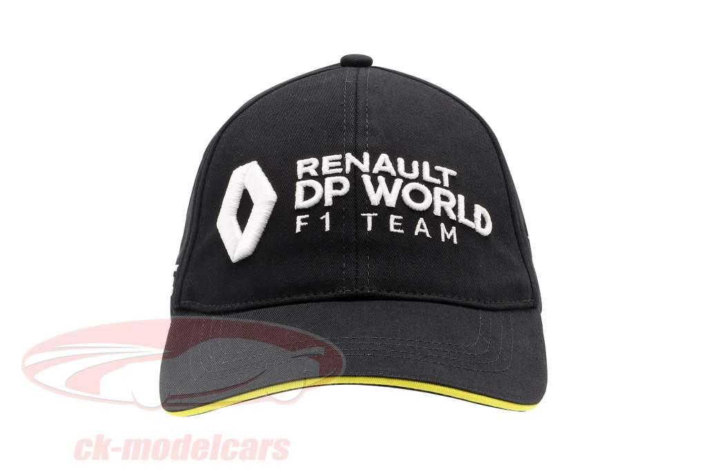 Gorra Renault DP World F1 Team, negra