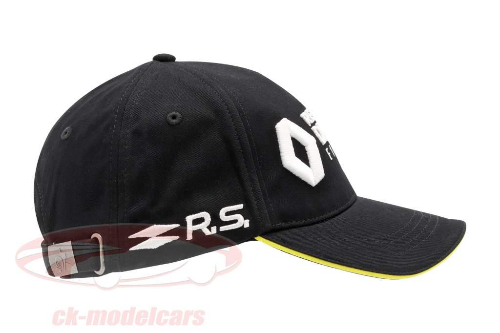 Casquette Renault DP World F1 Team, noire