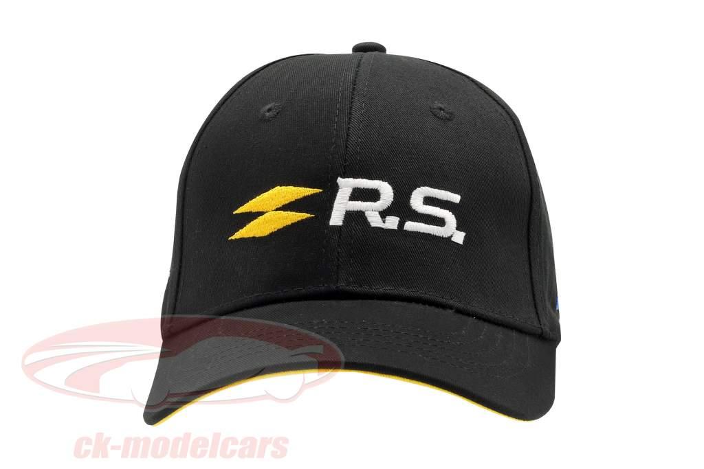 Gorra Renault R.S. negro