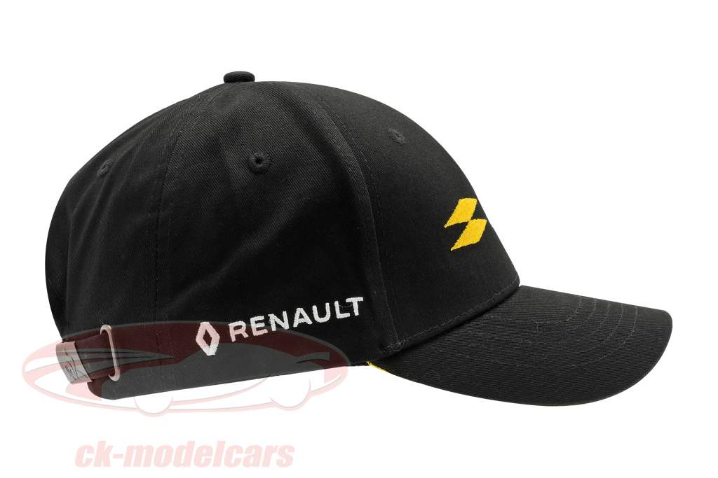 Kasket Renault R.S. sort