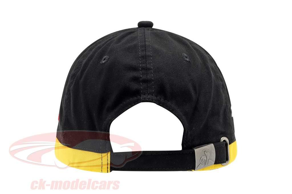 Cap Renault F1 Team black / yellow (Adults)