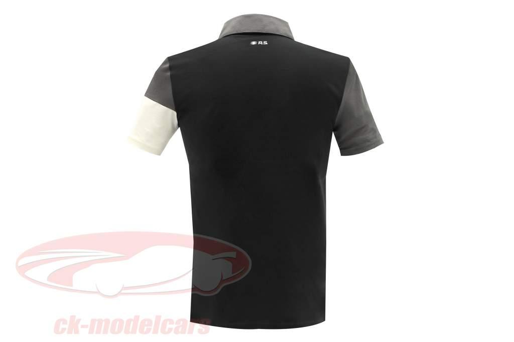 Renault DP World F1 Team Polo trøje formel 1 2020 sort / Grå / hvid