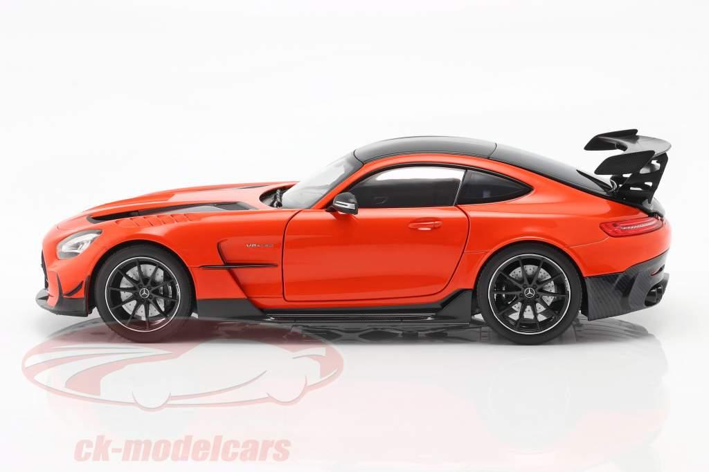Mercedes-Benz AMG GT (C190) Black Series 2020 AMG magma beam 1:18 Norev