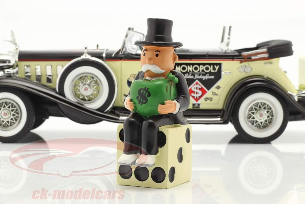 Cadillac V16 Sport Phaeton Byggeår 1932 Med Hr. monopol figur 1:18 AutoWorld