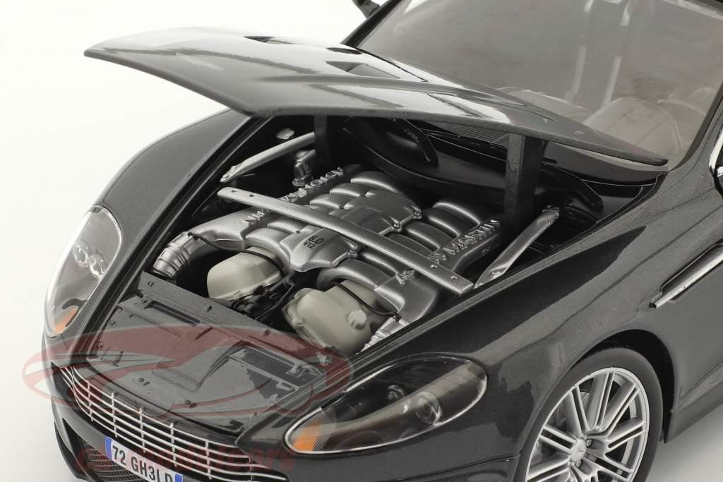 Aston Martin DBS Filme James Bond 007 UMA Quantum Consolação 2008 1:18 AutoWorld