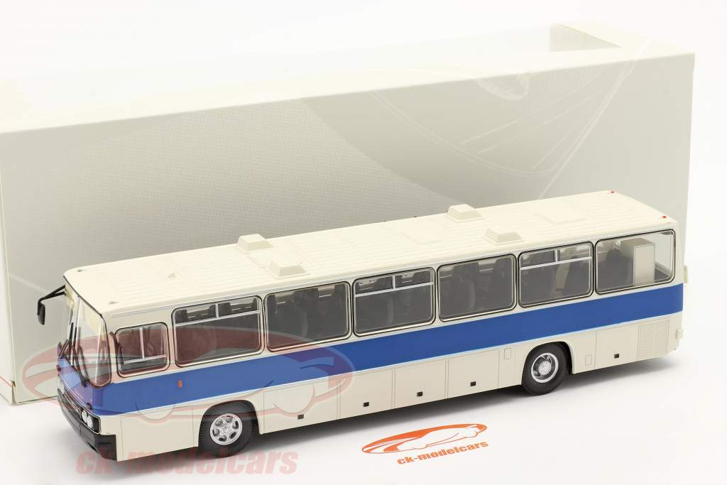 Ikarus 250.59 Entrenador blanco / azul 1:43 Premium ClassiXXs