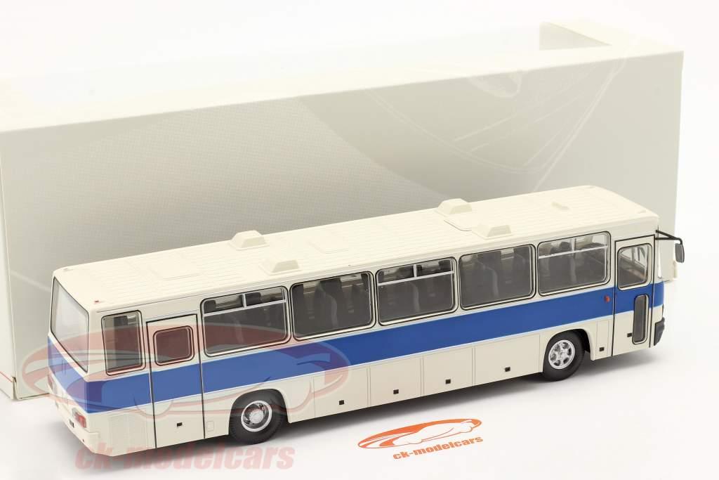 Ikarus 250.59 Treinador Branco / azul 1:43 Premium ClassiXXs