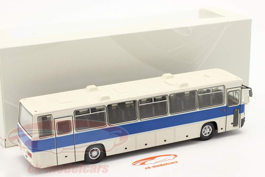 Ikarus 250.59 Træner hvid / blå 1:43 Premium ClassiXXs