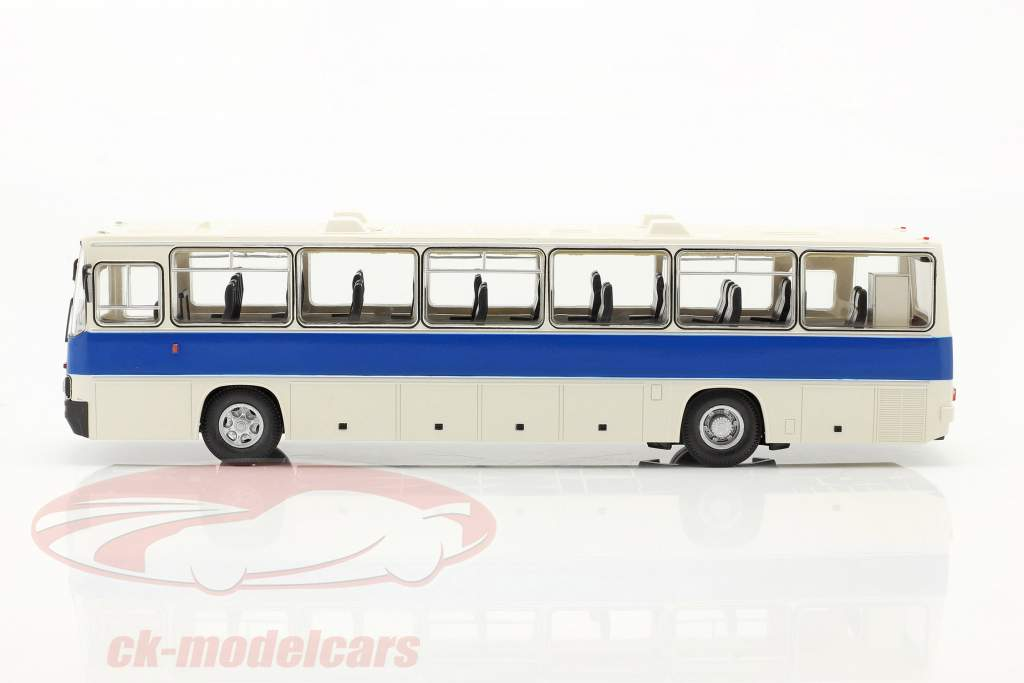 Ikarus 250.59 Trainer Wit / blauw 1:43 Premium ClassiXXs