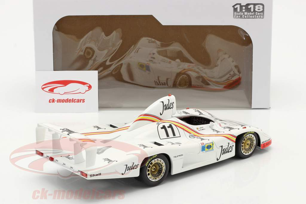 Porsche 936/81 #11 winnaar 24h LeMans 1981 Ickx, Bell 1:18 Solido
