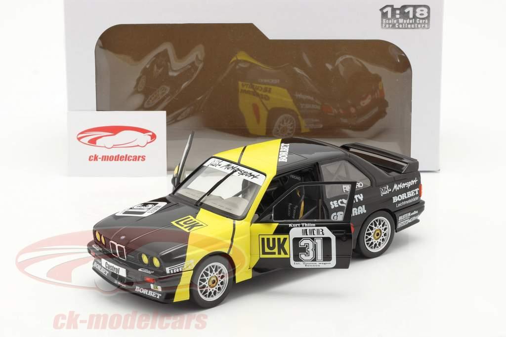 BMW M3 (E30) #31 DTM 1988 Kurt Thiim 1:18 Solido