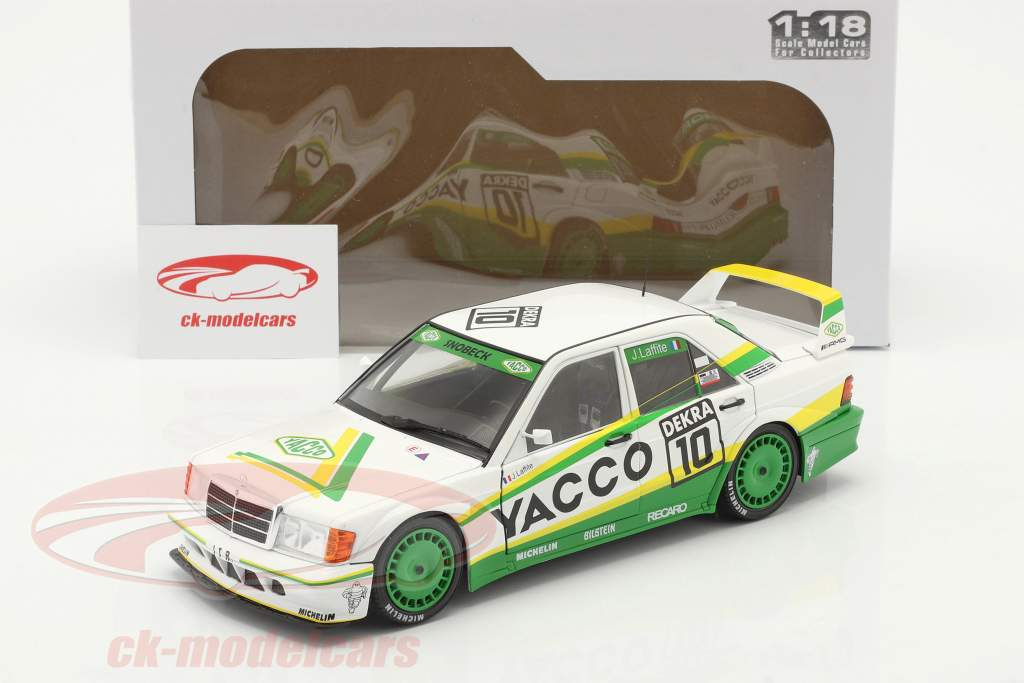Mercedes-Benz 190E 2.5-16 Evo II #10 DTM 1991 J. Laffite 1:18 Solido