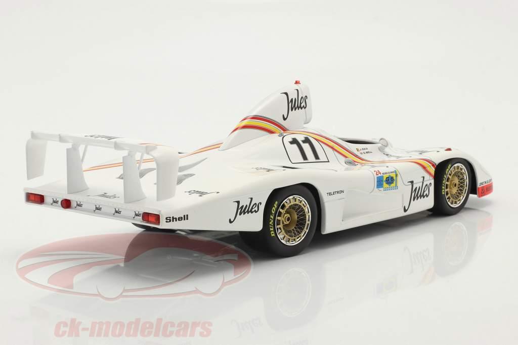 Porsche 936/81 #11 vencedora 24h LeMans 1981 Ickx, Bell 1:18 Solido