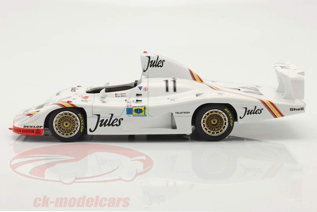 Porsche 936/81 #11 gagnant 24h LeMans 1981 Ickx, Bell 1:18 Solido