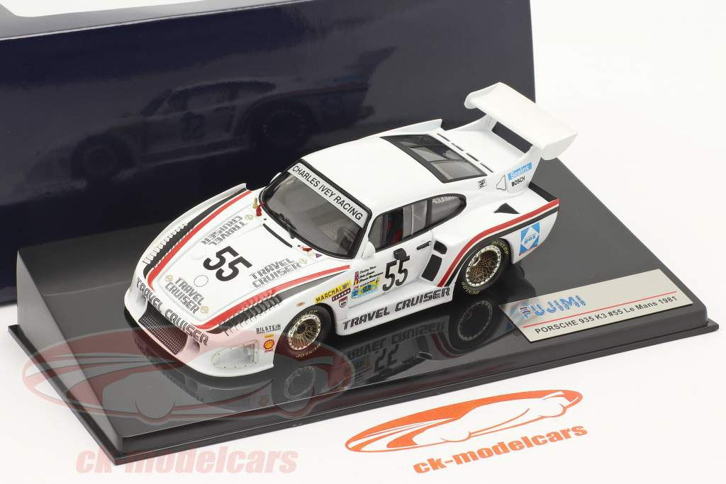 Porsche 935 K3 #55 Clase Ganador Gr. 5 24h LeMans 1981 1:43 Fujimi