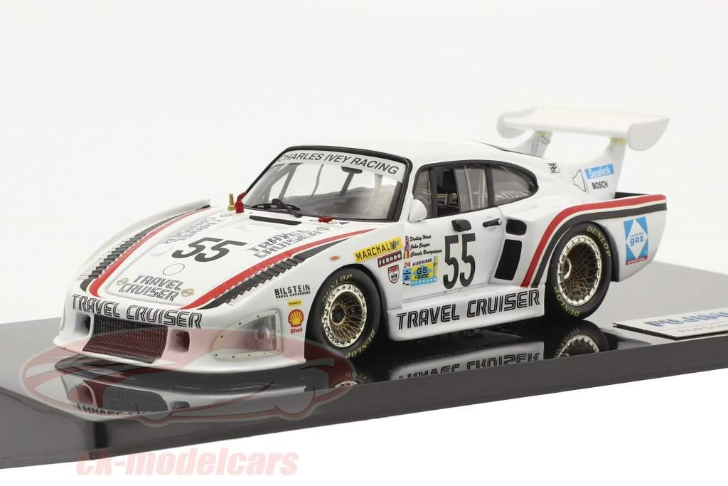 Porsche 935 K3 #55 Klasse Winnaar Gr. 5 24h LeMans 1981 1:43 Fujimi