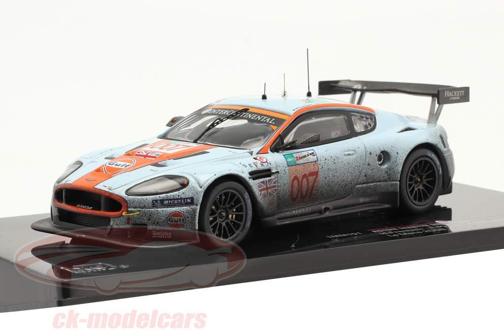 Aston Martin DBR9 #007 24h LeMans 2008 Frenzen, Piccini, Wendlinger 1:43 Ixo