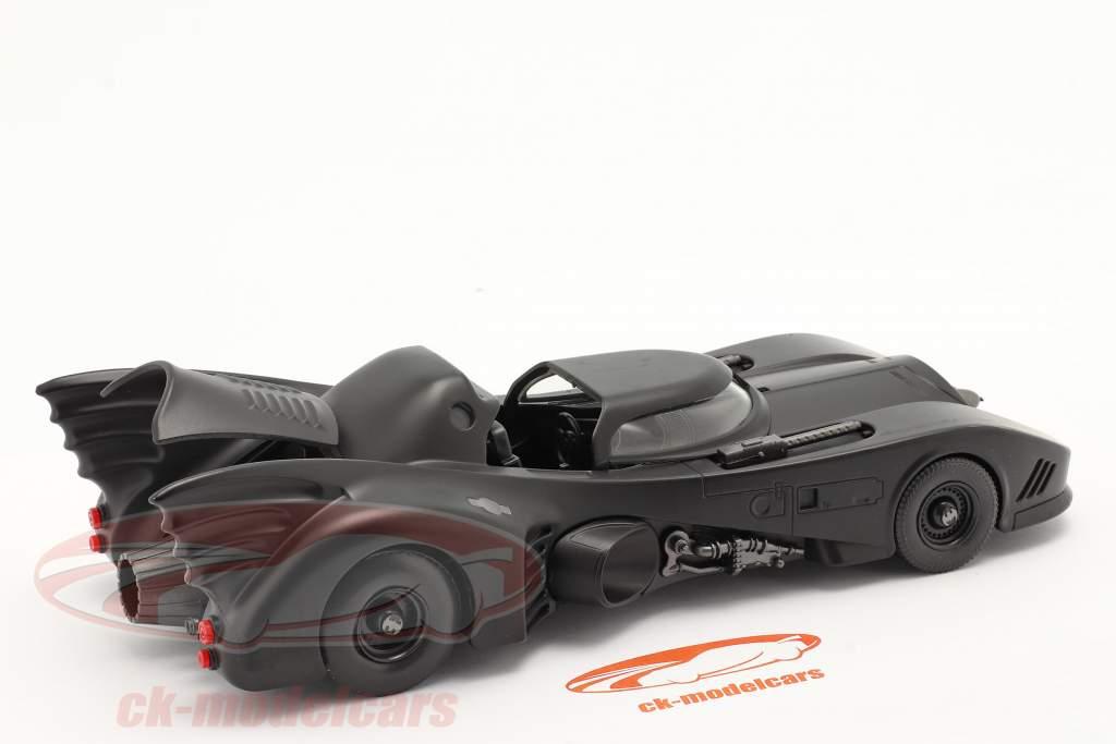 Batmobile Film Batman (1989) stuoia nero 1:24 Jada Toys