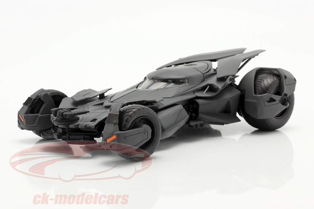 Batmobile Movie Batman v Superman Dawn Of Justice (2016) black 1:24 Jada Toys